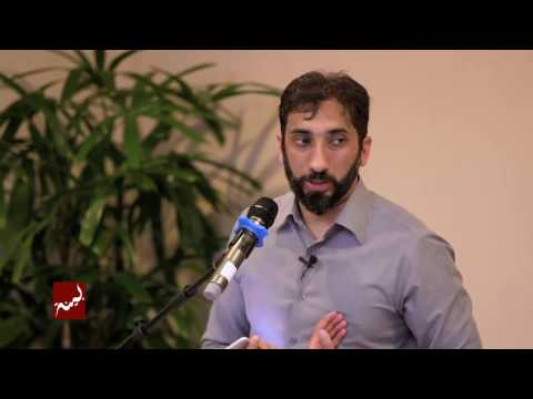 Facing Calamity with Iman - Khutbah by Nouman Ali Khan 2016  نعمان علی خان