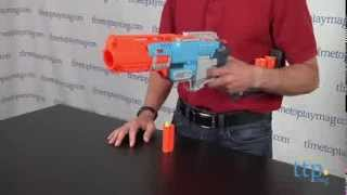 Nerf Zombie Strike Sledgefire from Hasbro
