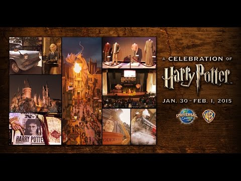 A Celebration of Harry Potter 2015 — Behind the Scenes: Harry Potter Film Talent Discussion