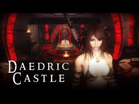 Skyrim: Daedric Castle