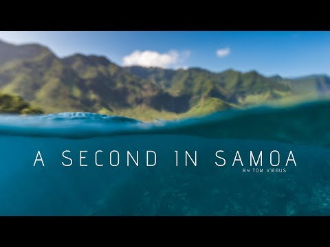 A second in Samoa | Travel Video