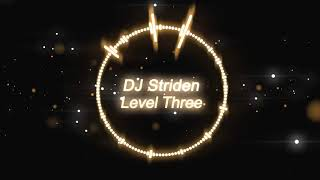 DJ Striden - Level Three [Melodic Electro]
