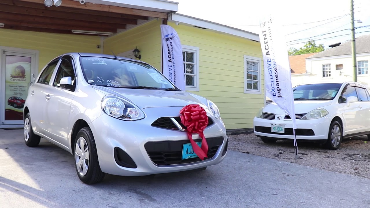 JapaneseVehicles.com- Free Car Campaign Handover Ceremony in the Bahamas- March 29 2018!