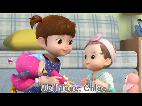 Looking After Chloe Song   Kongsuni English Song   Kongsuni and Friends    Kids Songs
