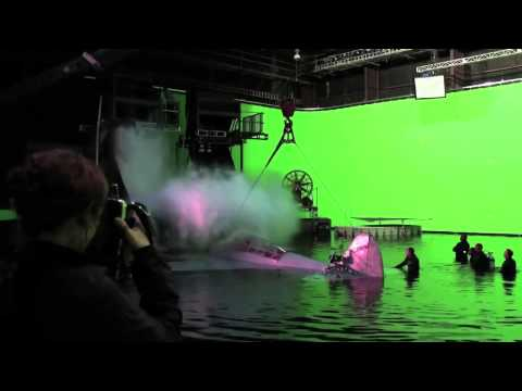 Against The Sun - behind the scenes - 3d
