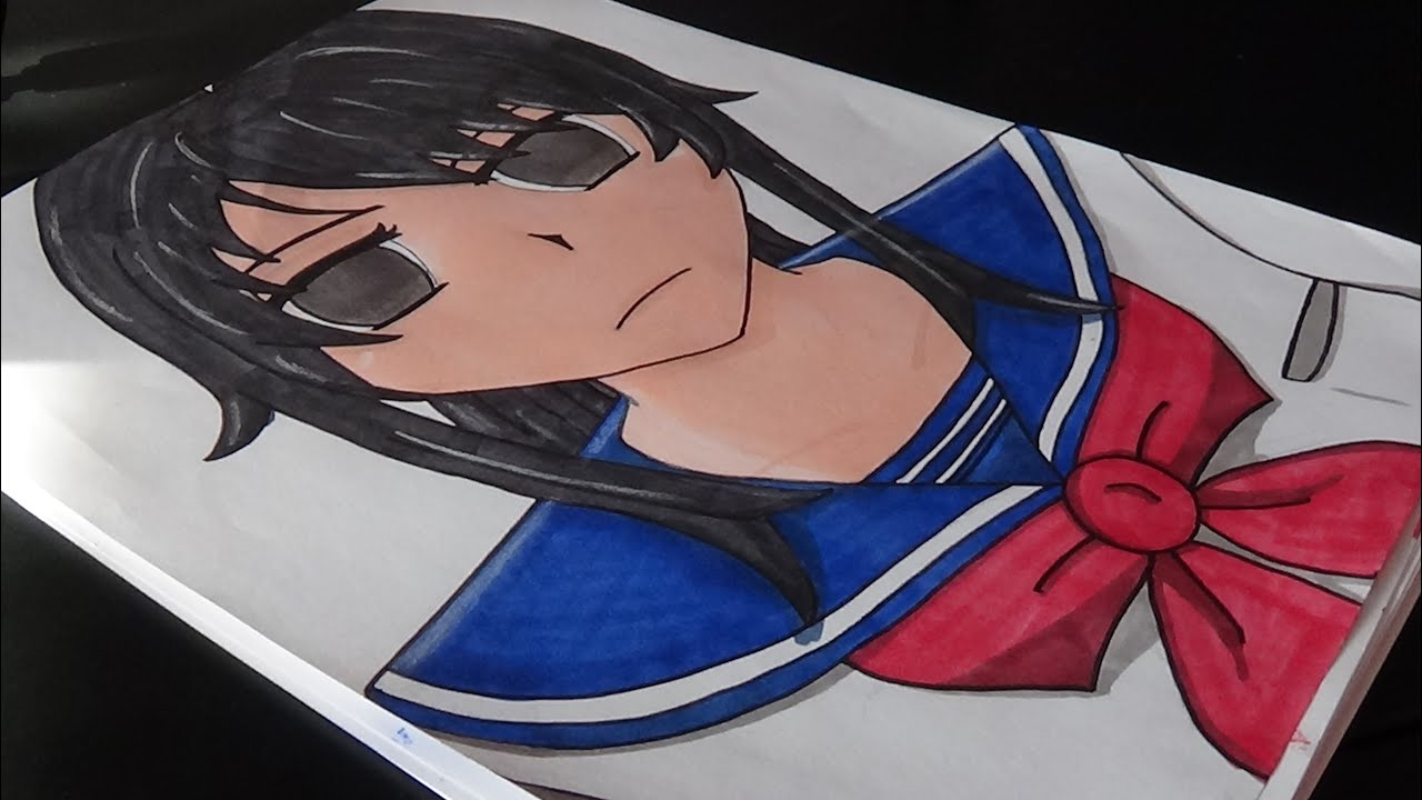 Speed drawing yandere simulator 1 yandere chan ayano aishi speed drawing yandere simulator 1 yandere chan ayano aishi youtube ccuart Image collections