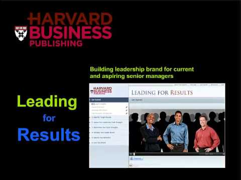 Harvard Business Publishing at Deloitte