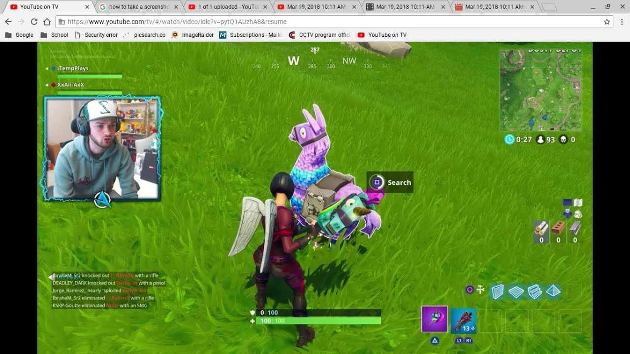 How To Unblock Fortnite On School Chromebook Youtube