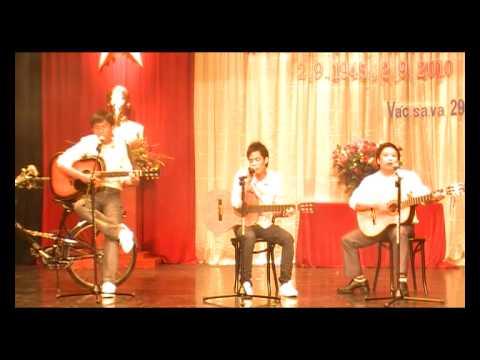 Cây đàn sinh viên - Tam ca Bình Thục, Văn Mạnh & Đức Minh