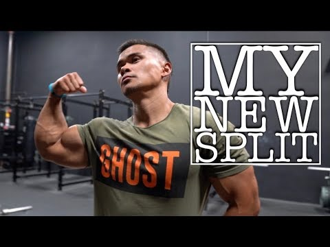 Back To A Bro Split | Chest & Tris | Why I Signed With GHOST