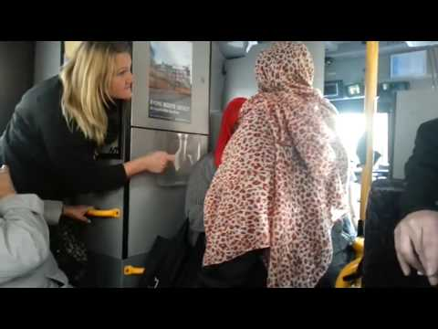 Skænderi i Aalborg 2A Bus