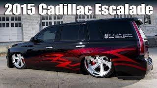 Ultimate SUV Tuning - 2015 Cadillac Escalade Lowrider