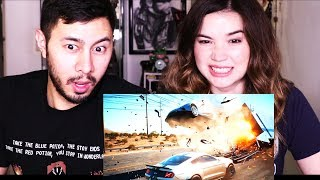 NEED FOR SPEED PAYBACK | Official Gameplay Trailer Reaction!