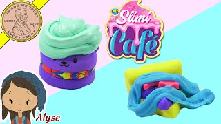 Slimi Cafe Slow Rising Foam Squishy Toys & Slime Toppings