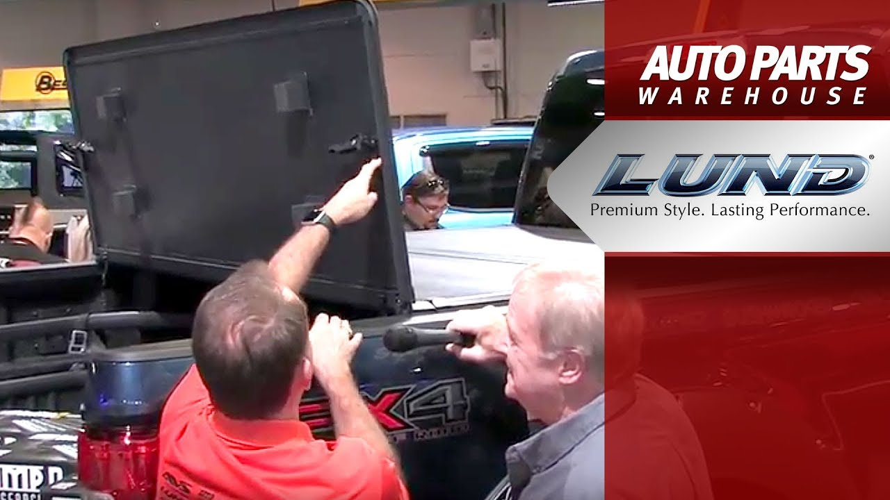 Lund Hard Fold Tonneau Cover New Features Performance Review And Then Some Youtube