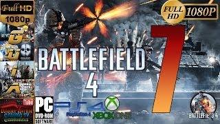 Battlefield 4 Español Campaña Parte PC Gameplay - Battlefield 4 Parte 7 |Misión 5 Montañas Kunlun| Gameplay PC Ultra Walkthrough PS4/XboxOne