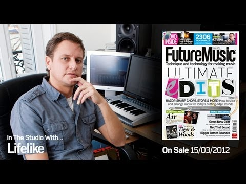 Lifelike In The Studio With Future  Magazine issue 251