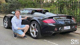Spotting the RAREST Cars on London's Streets!