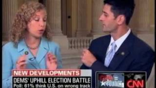 Paul Ryan attempts an adult conversation on debt & entitlement reform