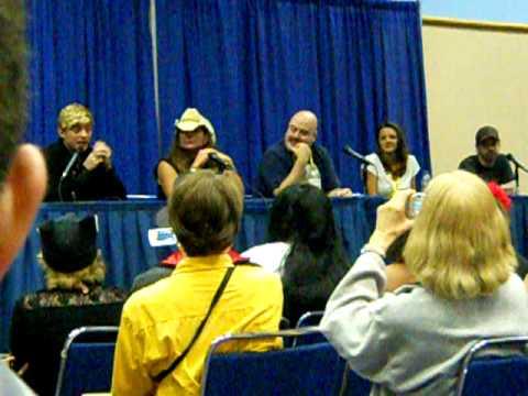 Voice Actors Unplugged! Panel [Part 2]