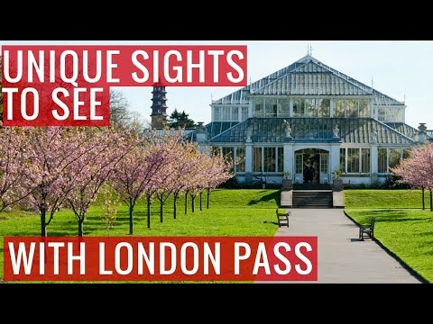 Underrated Sights to Visit with the London Pass