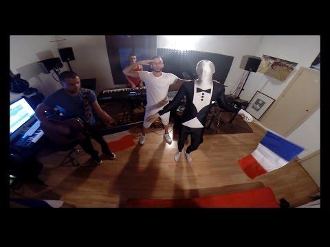 K'Naan - Wavin' Flag (Feat Féfé) CDM 2018 (Cover By T-Mike, Biggie Jo & Dylan)