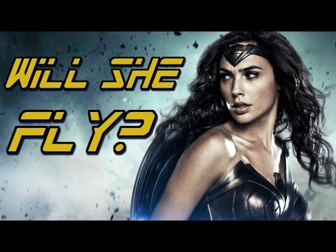 Will Wonder Woman Fly? - DC Extended Universe
