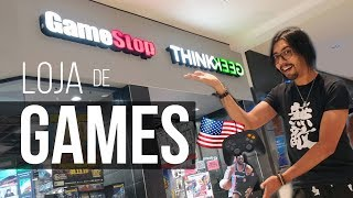 Loja De Games (gamestop) Dos Estados Unidos!   Neru Meira Usa