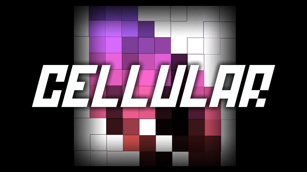 "GD 2.1 - Un nivel bien abstracto :O - ""Cellular"" (Harder) de Spu7Nix ¡Completado!"