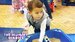 Sam Takes Little Paul to a Playgroup | The Mummy Diaries