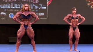 Nataliya Trukhina earned IFBB Pro Card at 2018 Romania Muscle Fest