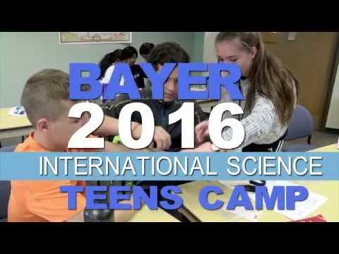 Bayer Camp 2016