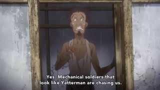 Yoru no Yatterman Episode 2 English Sub 夜ノヤッターマン Episode 3 :