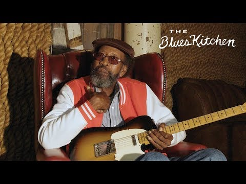 R.L Boyce - The Blues Kitchen Presents... [Interview & Live Session]