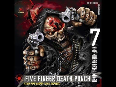 Five Finger Death Punch  - I Refuse with Lyrics