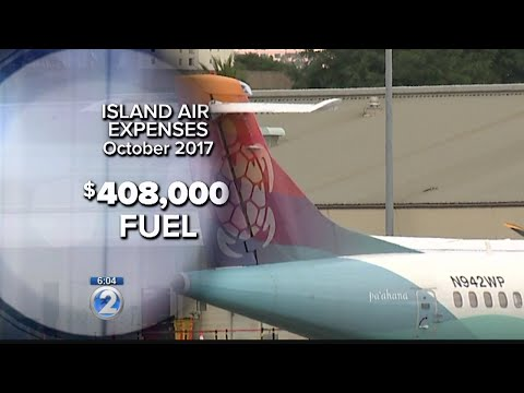 Island Air's financials reveal mounting bills with state as largest unsecured creditor