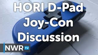 HORI D Pad Joycon Review Discussion (Video Game Video Review)