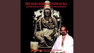 Ugra narasimha dhyanam