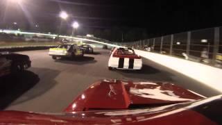 caraway speedway mini stock Race 5 -15-15