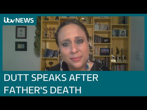 'If this erupts, it'll hit the world': Barkha Dutt on India Covid crisis after father dies| ITV News