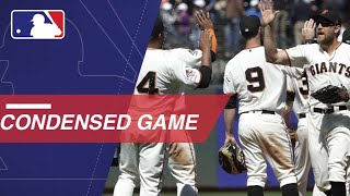 Condensed Game: MIA@SF - 6/20/18