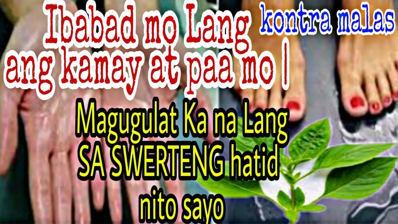 Ibabad mo Lang ang kamay at paa mo | KONTRA MALAS at mabisang pang akit Ng SWERTE mai-mai ofw life