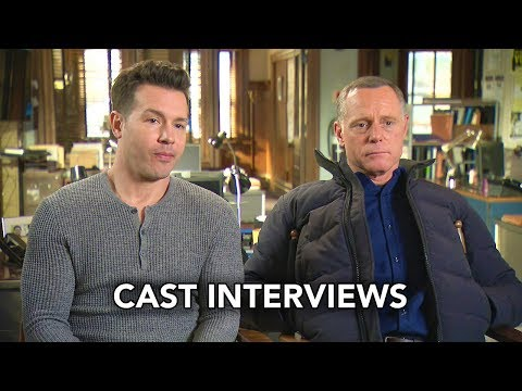 Chicago PD 100th Episode Cast Interviews (HD)
