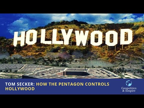 Tom Secker: How the Pentagon Controls Hollywood