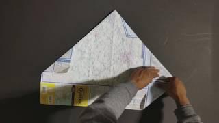 Astuces du maire - faire un bateau en origami