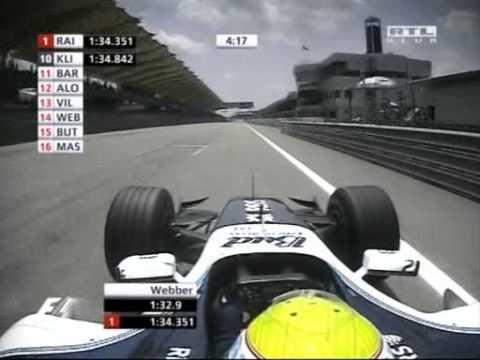 F1 2006 Malajzia Idomero