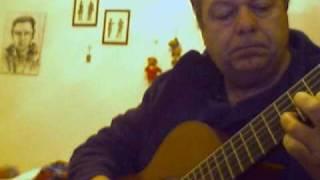 ANDANTINO GRAZIOSO di MAURO GIULIANI (Stefano PAJARO Paggiaro, guitar)