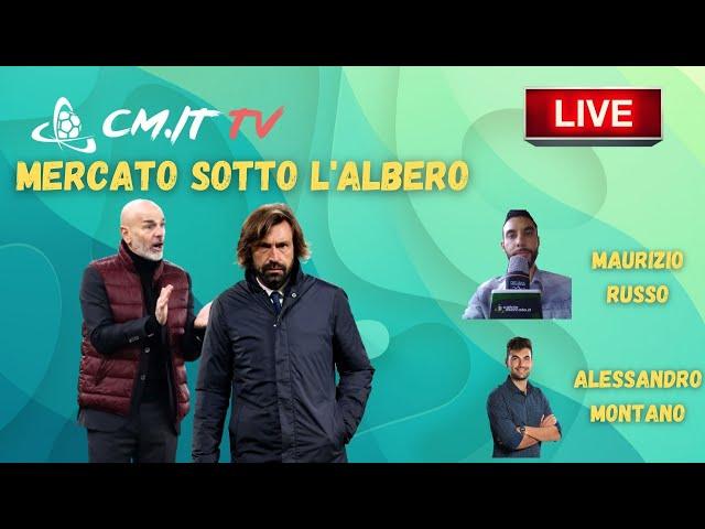 🔴 CMIT TV - Milan e Juventus a caccia di rinforzi: TUTTE Le ultime di Calciomercato!