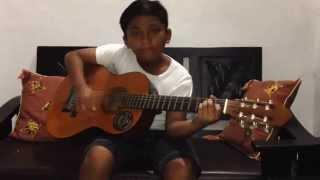 Gambar cover Ini Judulnya Belakangan. NOSSTRESS guitar cover by wahpras