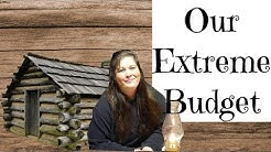Our Extreme Budget ,Life with Cash